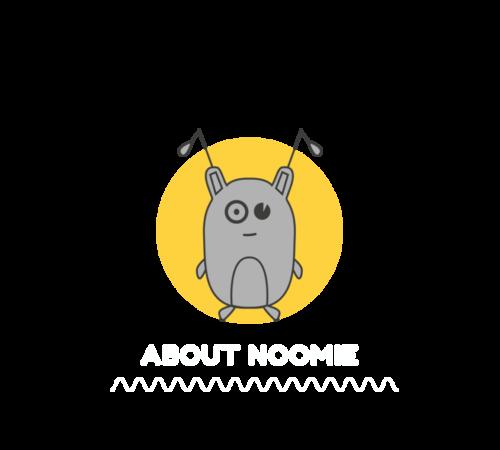 Noomie_Yellow_Circle_Headline_ZigZag